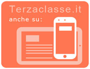 Terzaclasse.it su dispositivo mobile
